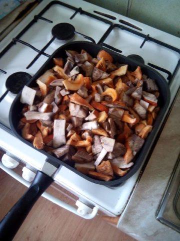 Жареные рыжики как правильно пожарить, рецепты приготовления с фото
