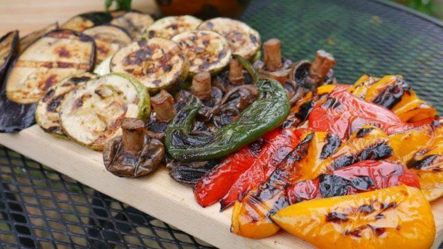 Баклажаны с шампиньонами на зиму, как готовить на сковороде, в духовке и мультиварке