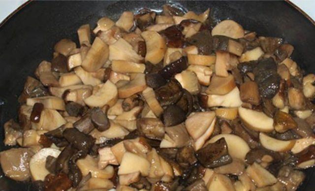 Жареные моховики с картошкой, сметаной, мясом, в салате, особенности жарки