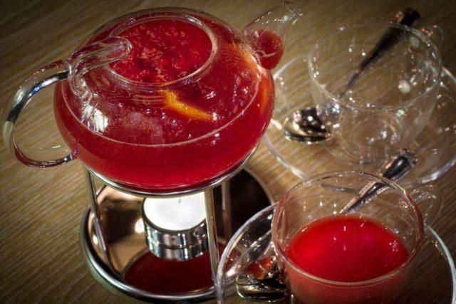 Как сварить густой вишневый кисель, рецепт с крахмалом