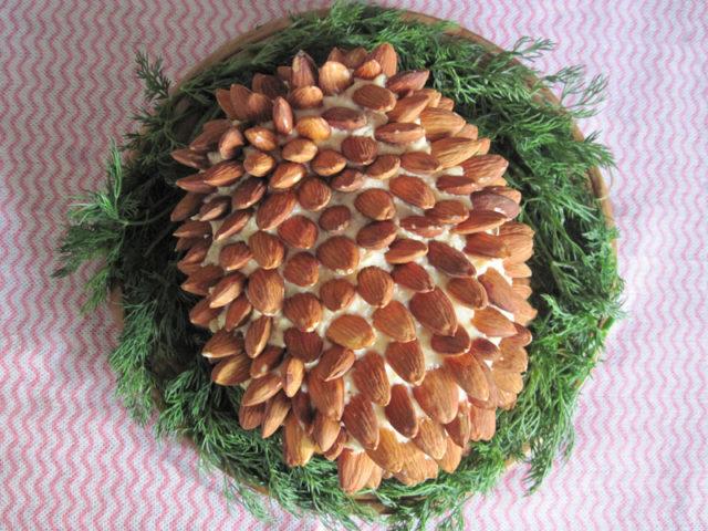 сегодня салат лесные шишки рецепт с фото тех, ком рассказывает