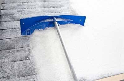 Тест лопат для снега