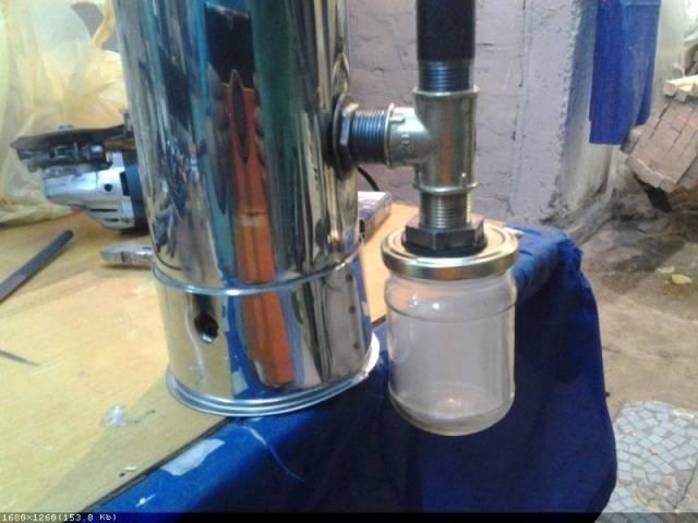 Дымогенератор для холодного копчения своими руками схемы чертежи бесплатно