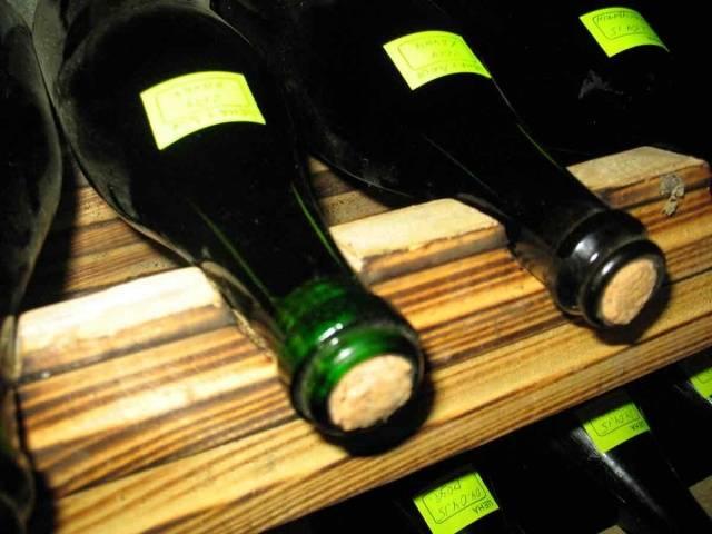 Домашнее вино из винограда Изабелла