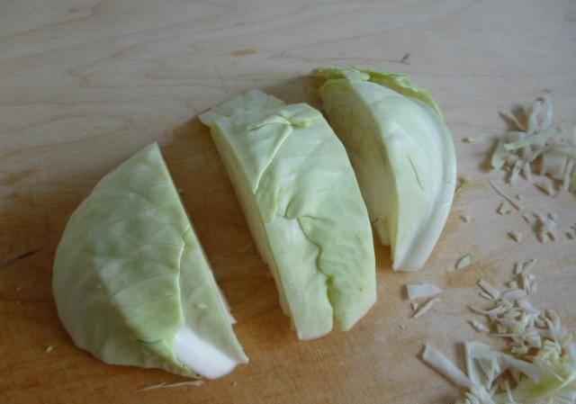 Засолка капусты с маслом