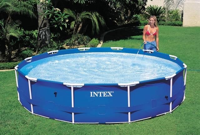Бассейн Интекс (Intex) модельный ряд, отзывы
