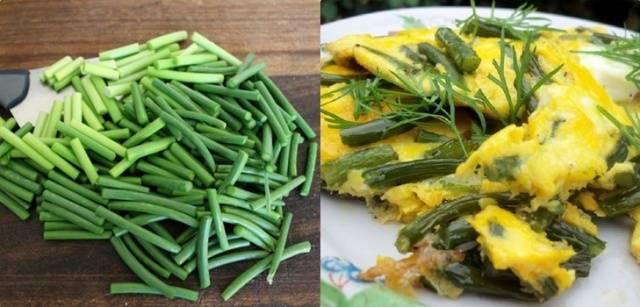 Зелень чеснока на зиму рецепты