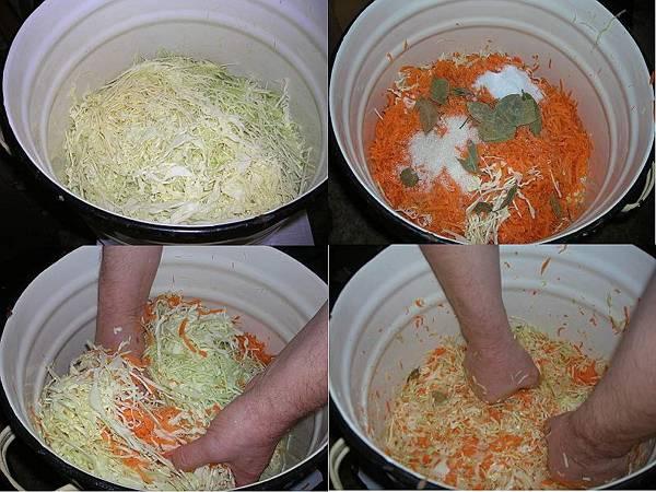 Как посолить капусту с уксусом в банке рецепт