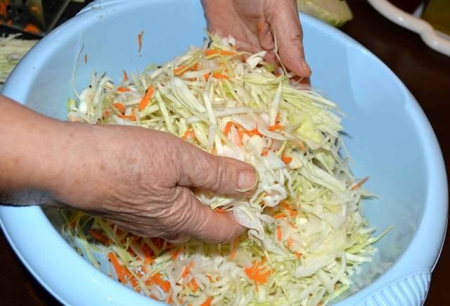 Как сделать квашеную капусту в рассоле