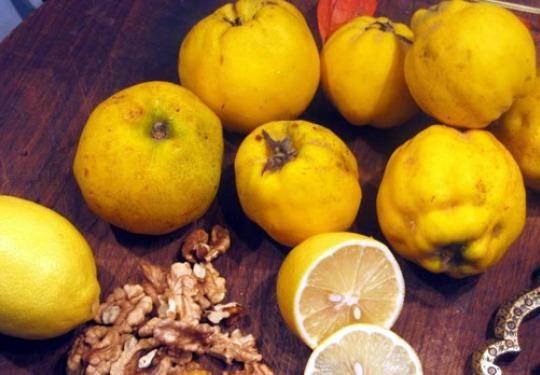 Варенье из айвы самый вкусный рецепт
