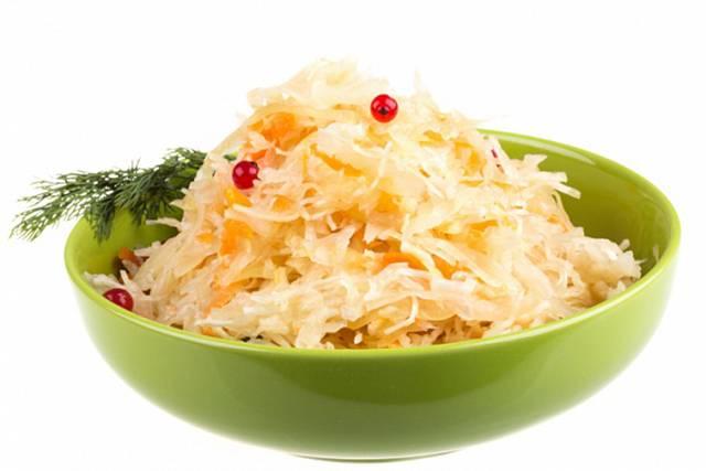 рецепт вкусной квашеной капусты с болгарским перцем