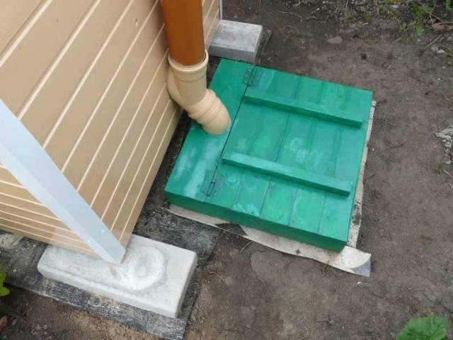 Туалет для дачи с выгребной ямой пошаговая инструкция