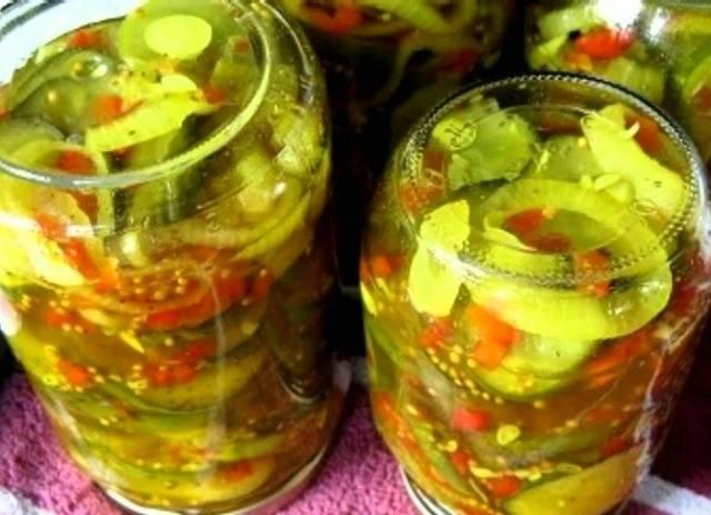 Зеленые помидоры по-армянски