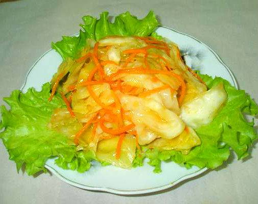 Засолка капусты по-корейски