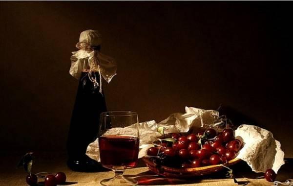 Вишневое вино в домашних условиях простой рецепт