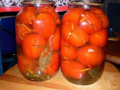 Армянчики из красных помидоров