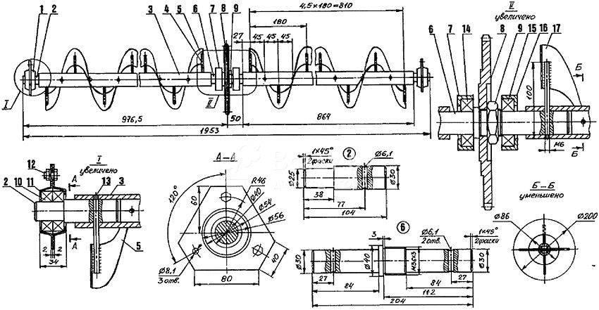 Схема минитрактора с мотоблока нева своими руками