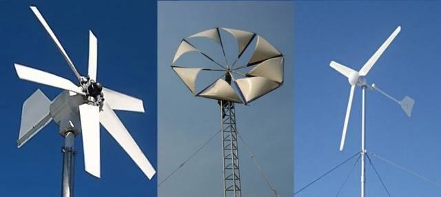 Ветряная электростанция своими руками от и до