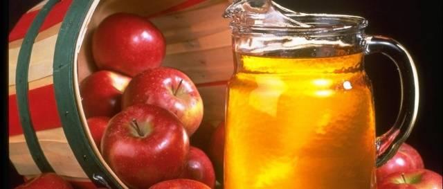 брага из яблочной мезги