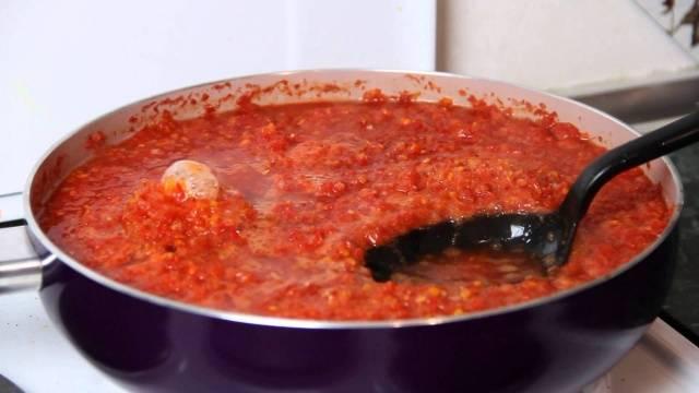 Аджика рецепт