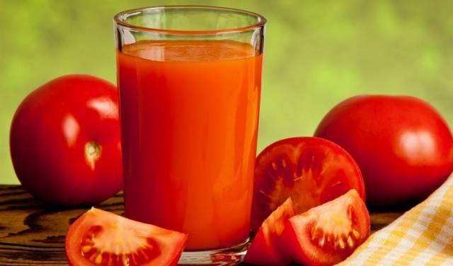Как сделать томатный сок в домашних условиях