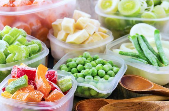Заморозка овощей на зиму в домашних условиях
