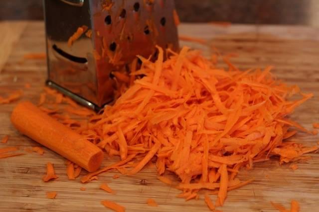 Аджика из моркови и яблок
