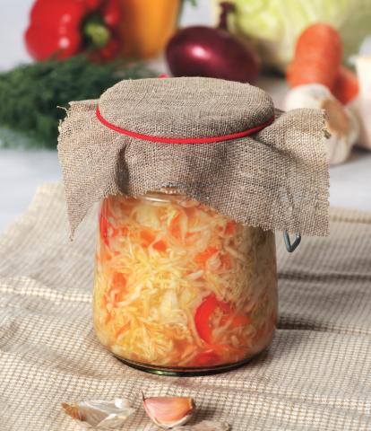 Засолка капусты рецепт на зиму