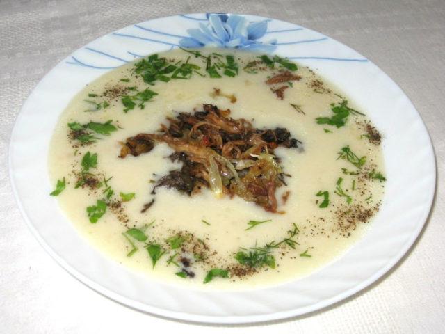 Как готовить оленьи рожки грибы